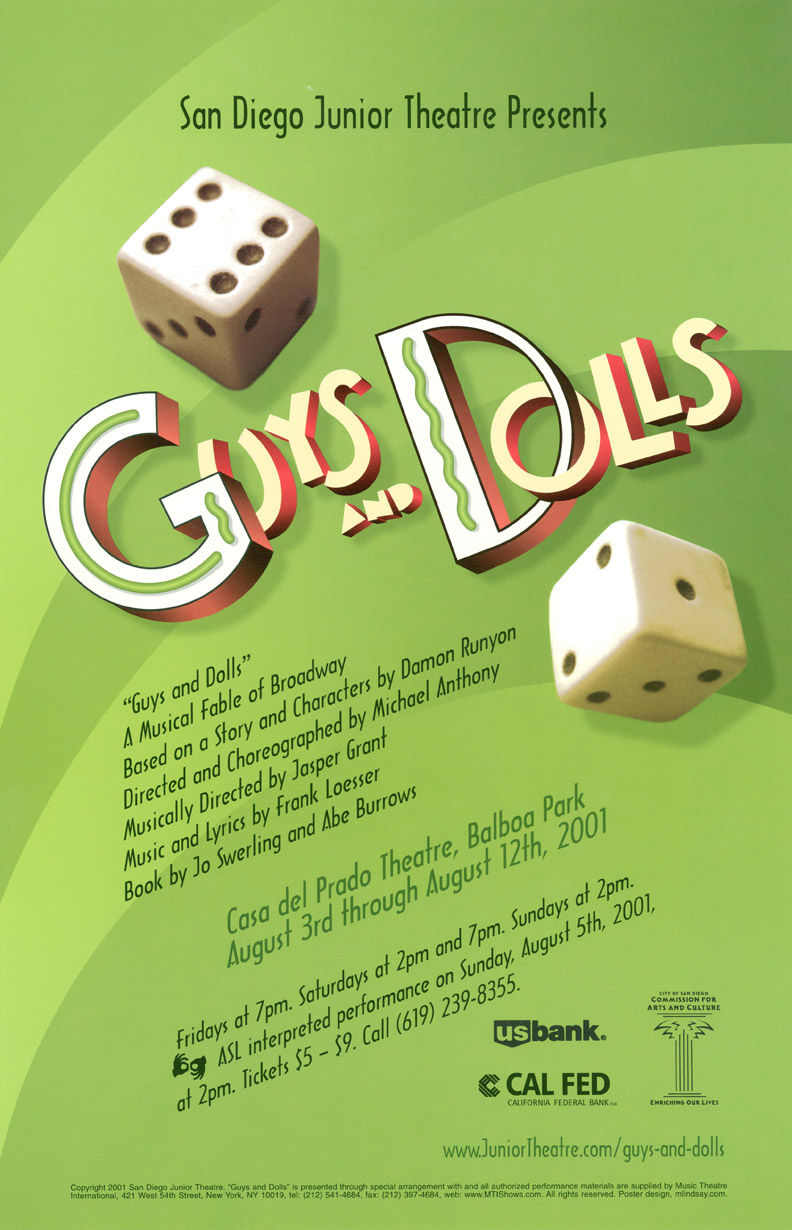 Guys and Dolls Guys and Dolls Show