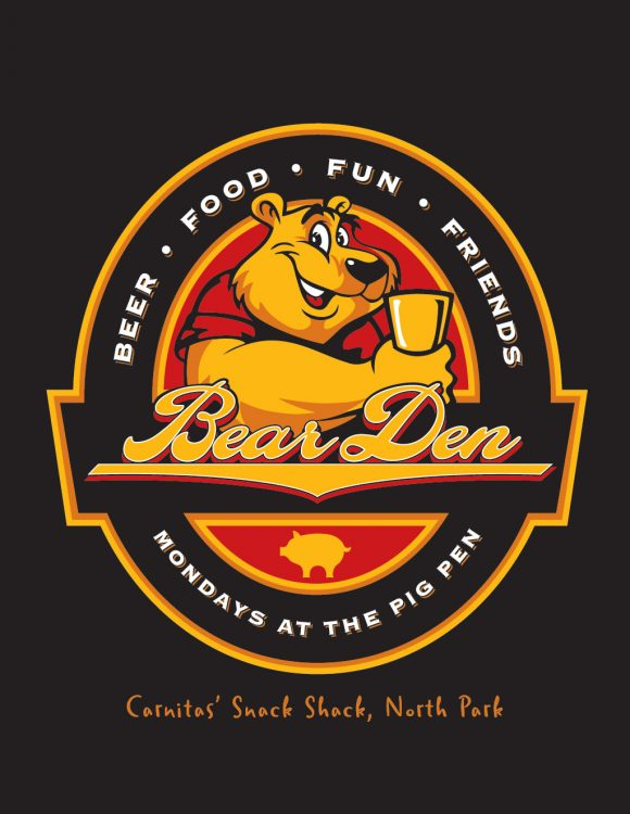The Bear Den Logo