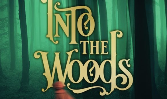 Into the Woods logo design