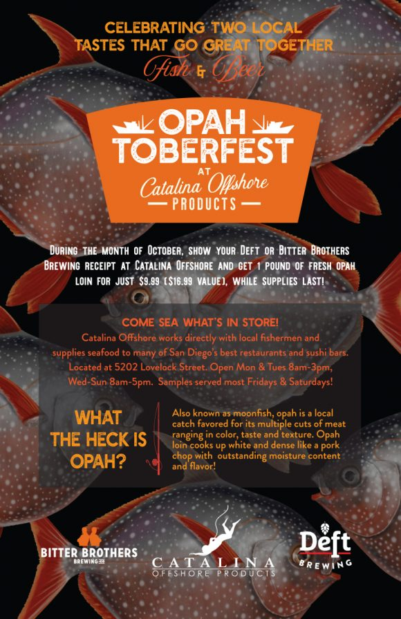 Opahtoberfest Campaign