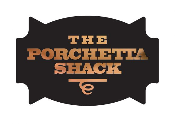 Porchetta Shack Logo Design